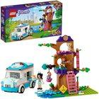 LEGO Friends: Ambulanța clinicii veterinare - 41445