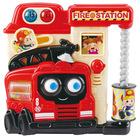 Playgo: Centru de activități pentru bebeluși - Stație de pompieri