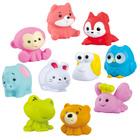 Playgo: Jucărie de baie - Set de animăluțe stropitoare