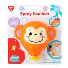 Playgo: Jucărie de baie - Maimuță veselă cu cascadă
