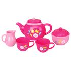 Playgo: Jucărie de baie pentru bebeluși - set de ceai