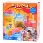 Playgo: Jégkrém készítő készlet