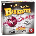 Tick Tack bumm vibrálás társasjáték