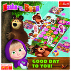 Trefl: Masha és a Medve, Szép napot neked! társasjáték