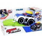 Slam Power: mașină de poliție albastră cu sunet