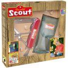 Scout: cuțit de buzunar pentru copii cu husă