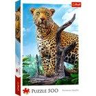 Trefl: Vad leopárd - 500 darabos puzzle