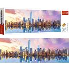 Trefl: Manhattan - puzzle cu 1000 piese