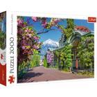 Trefl: Merano, Italia - puzzle cu 2000 piese