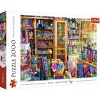 Trefl: Paradisul pisicii - puzzle cu 2000 piese