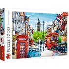 Trefl: Londoni városkép - 1000 darabos puzzle