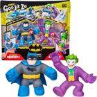 Goo Jit Zu: DC Super Heroes - Batman vs Joker nyújtható akciófigurák, 2 db-os szett