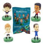 EURO 2020: fotbaliști celebri - pachet cu ștampilă surpriză