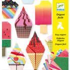 Djeco: Papírhajtogatás - Nyalókák