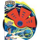 Phlat Ball: V5 minge frisbee - albastru, roșu