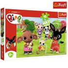 Trefl: Bing, A barátokkal maxi puzzle -15 darabos