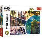 Trefl: Star Wars, Mandalorian Baby Yoda - 100 darabos puzzle