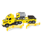 Wader: Magic Truck Basic - camion cu autobasculantă