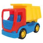 Wader: Tech Truck dömper - 23 cm, színes