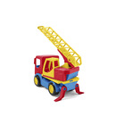 Wader: Tech Truck mașina de pompieri - 28 cm