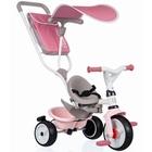 Smoby: Baby Balade Plus tricicletă - pink