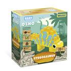 Wader: Baby Blocks Dino cuburi de construcții - Stegosaurus