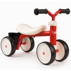 Smoby: Rookie mașinuță fără pedale, cu cadru metalic - roșu