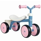 Smoby: Rookie mașinuță fără pedale, cu cadru metalic - albastru-roz