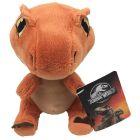 Jurassic World: T-Rex dinoszaurusz plüssfigura - 18 cm