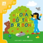 Unde te-ai ascuns, Boribon - carte pentru copii în lb. maghiară