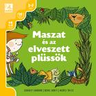 Maszat și plușurile pierdute - carte pentru copii în lb. maghiară
