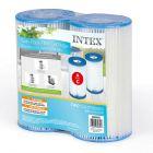 Intex: A típusú papírszűrő filter - 2 db