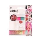 Create it! Crete de păr - două feluri