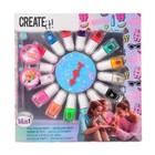 Create it! Körömlakk party szett 16 darabos