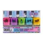 Create it! Körömlakk szett illatos színekkel 5 darabos