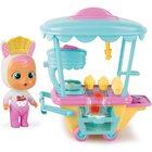 Cry Babies: Set de joacă - Patiseria mobilă a lui Coney