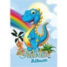 Herma: Dinozauri - album pentru abțibilduri