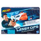 NERF: Laser Ops Alphapoint lézerfegyver - CSOMAGOLÁSSÉRÜLT