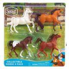 Spirit: Set de 4 figurine de cai - două feluri