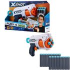 Zuru: Xshot Fury 4 lövetű szivacslövő fegyver