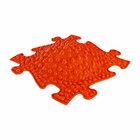 Muffik: Kemény tengerparti kagylós kiegészítő darab szenzoros szőnyegekhez - piros