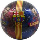 FC Barcelona: Messi mingea de fotbal