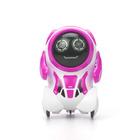 Silverlit: Pokibot robot portabil - pink