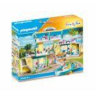 Playmobil: Tengerparti hotel 70434 - CSOMAGOLÁSSÉRÜLT