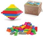 Blocuri de construcție din plastic, 140 buc - Junior