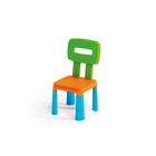 Scaun din plastic - colorat