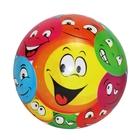 Gumilabda nevető arcokkal - 23 cm
