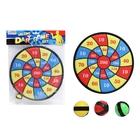 Tablă Darts cu velcro și cu 3 mingi