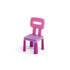 Műanyag szék - fukszia
