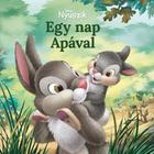 Disney Iepurași - O zi cu tata, carte pentru copii în lb. maghiară